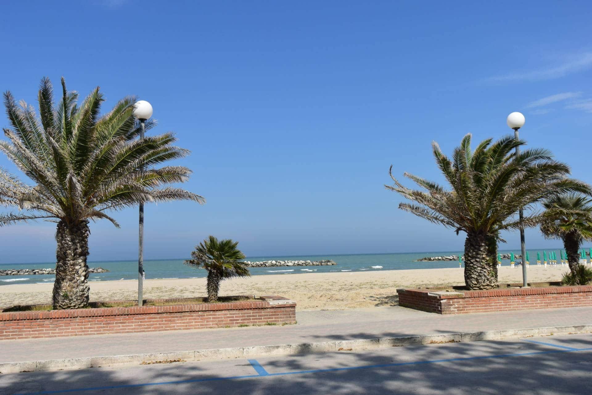 Strand Porto San Giorgio